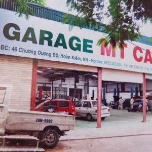 Lịch bảo dưỡng xe định kỳ tại Garage ô tô MTCAR