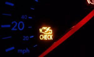 Những lý do khiến đèn check engine bật sáng